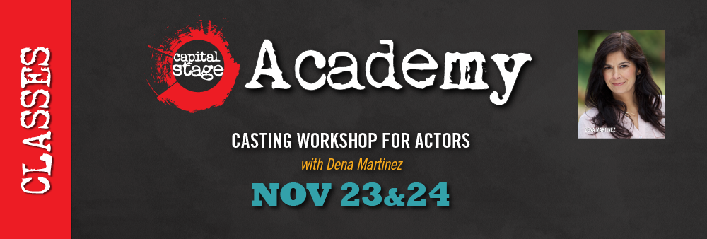 CapStage Academy: Casting Workshop