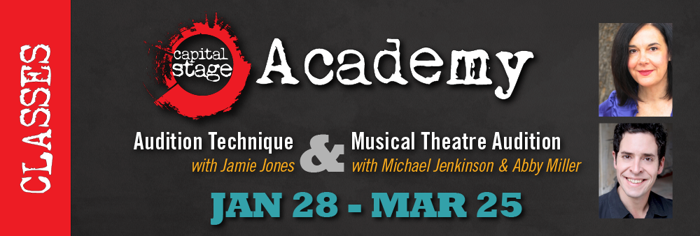 CapStage Academy Winter 2019 Classes