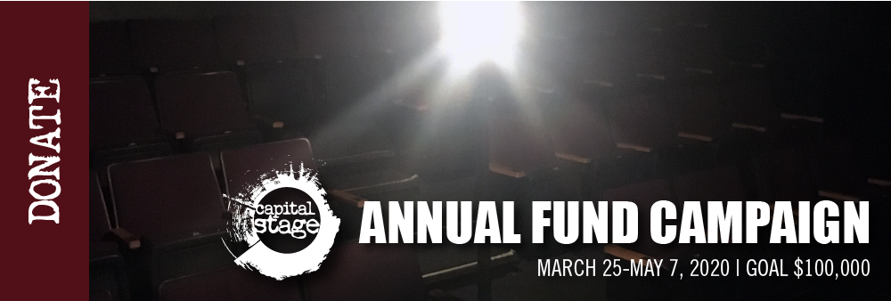 Donate today to the Capital Stage Annual Fund of 2020
