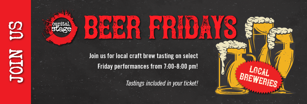 Join us for Beer Friday!