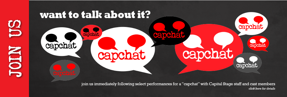 Join us for a Capchat following select performances!