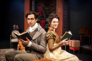 Christmas At Pemberley.Miss Bennet Christmas At Pemberley Capital Stage