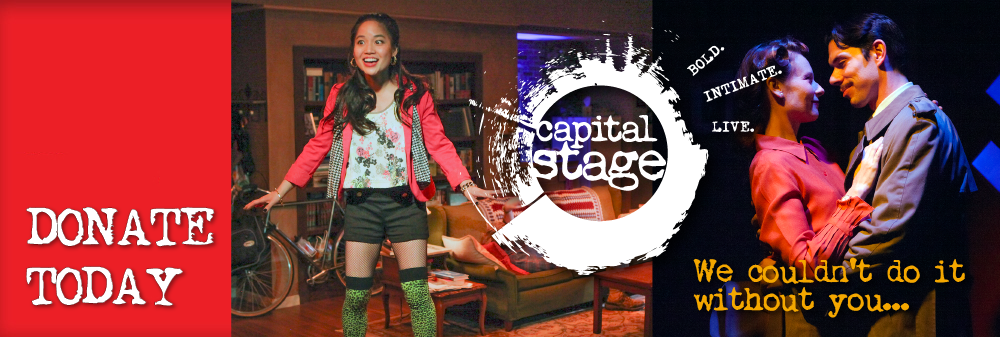 Donate Today to Capital Stage!