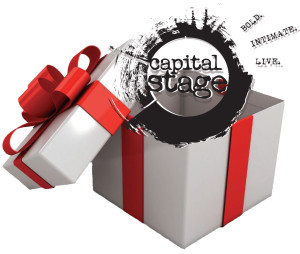 Give the Gift of Live Theatre!