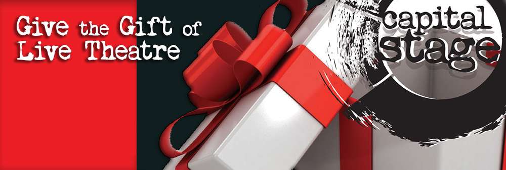 Give the gift of Live Theatre