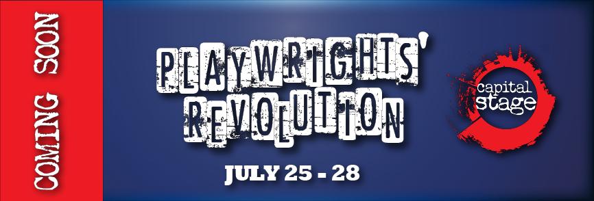 Playwrights' Revolution 2017