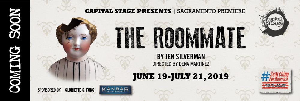 THE ROOMMATE by Jen Silverman