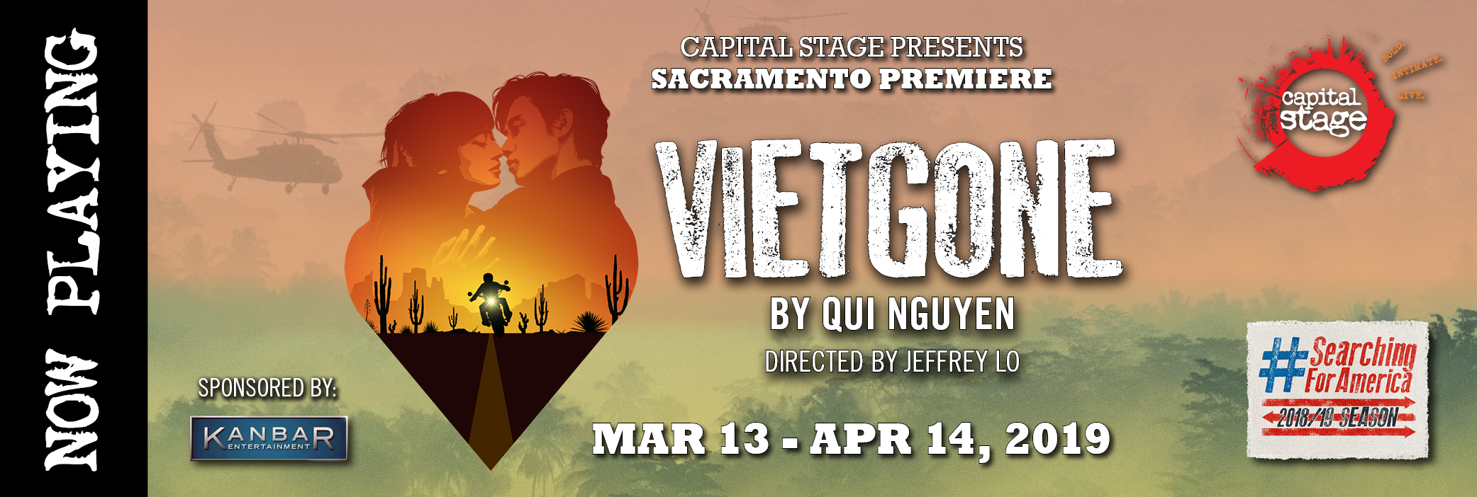 Now Playing: VIETGONE by Qui Nguyen