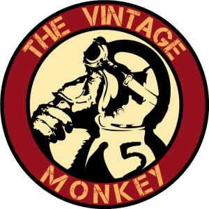 Vintage Monkey transparent background.fw